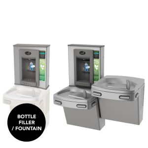 Drinking Water Fountain and Fillers