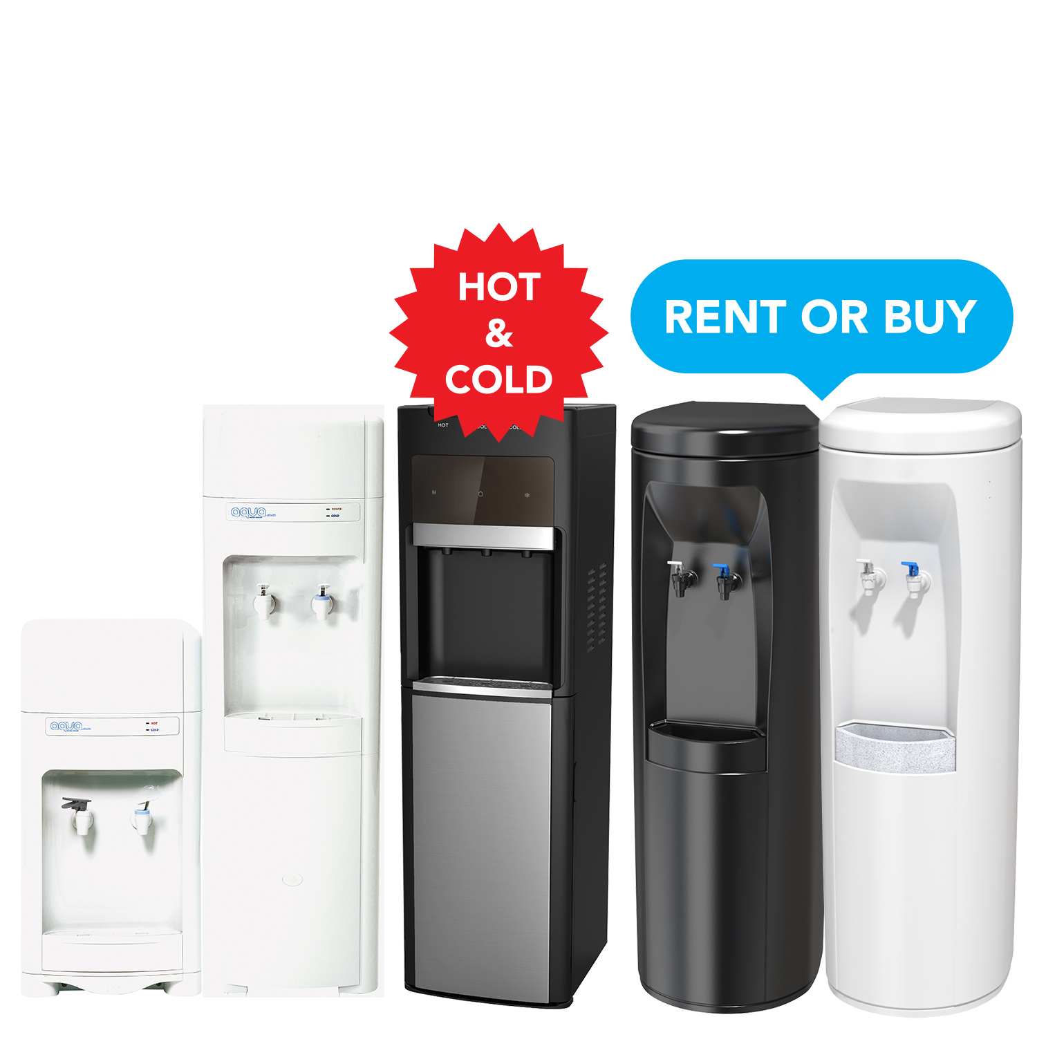 Inline Water Coolers
